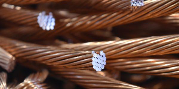 Picture of #1 Bare Bright Copper Wire